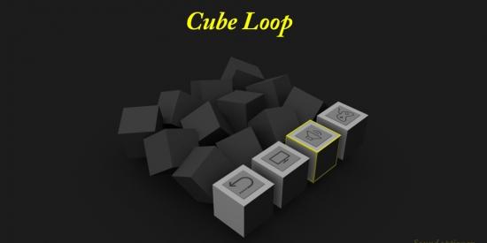 Cubeloop UI/UX