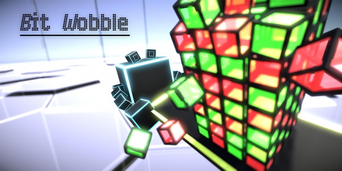 BitWobble Titelscreen